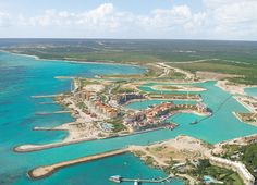 Cap cana, DR.  Been there and it is gorgeous!