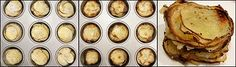 Muffin Pan & Mason Jar Gifts & Meals on Pinterest | Meatloaf Cupcakes...