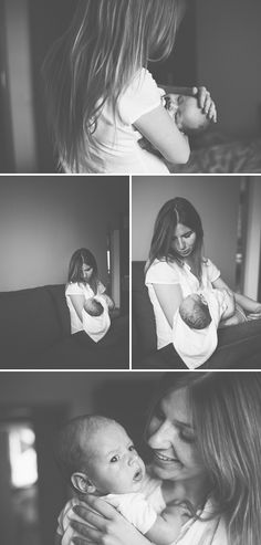 infant photography session- Something like this is what I would want.