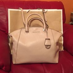 Michael kors  elegant purse Nice elegant leather software bags MICHAEL Michael Kors Bags Satchels