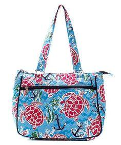 Cute Quilted Handbag Purse Tote Bag