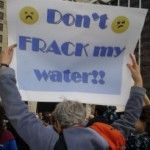 """Latest EPA Study: Ground Water Contamination """"Consistent With"""" Fracking"""