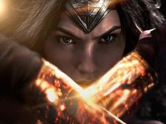 We just got a peek at Wonder Woman's magic bracelets! Actress Gal Gadot posted a new image of Amazon princess Diana showing off part of her iconic superhero costume. Within days, we'll get to see see how Wonder Woman uses them in battle.