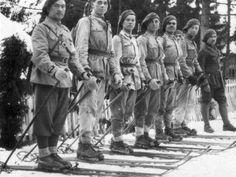 Romanian Mountain troops - 10th battallion,1942, pin by Paolo Marzioli