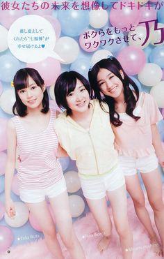 乃木坂46『週刊ヤングジャンプ』2012年2月16日発売号02