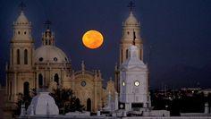 Wonderful city of Hermosillo, Sonora Mexico