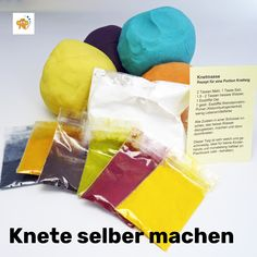 The post Knet-Set appeared first on Selber Machen Ideen.