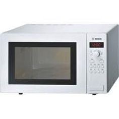Make preparing and cooking food stress-free with the Bosch Microwave Oven. A Range of Programmes:A range of electronic control programmes take the guess work out of preparing your food. Featuring Bosch's AutoPilot 7 Compact Microwave Oven, Built In Microwave Oven, Microwaves For Sale, Small Appliances, Kitchen Appliances, Electrical Appliances, Bosch Washing Machine, Discount Appliances