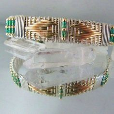Navajo Heart Cuff Bracelet | JewelryLessons.com