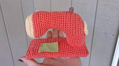 Six Little Mice: Free Sewing machine pattern Crochet Hand Purse, Love Crochet, Crochet Animals, Crochet Toys, Sewing Patterns, Crochet Patterns, Thick Yarn, Amigurumi Patterns, Amigurumi Toys