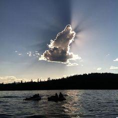 22 fotos de nubes que parecen otra cosa completamente.