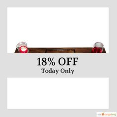 Today Only!   Follow us on Pinterest to be the first to see our exciting Daily Deals. Buy now: https://www.etsy.com/listing/494933084/bath-tray-bathtub-caddy-bath-caddy-tub?ref=shop_home_active_18   #etsy #etsyseller #etsyshop #etsylove #etsyfinds #etsygifts #loveit #instagood #instacool #shop #shopping #onlineshopping #instashop #musthave #instafollow #photooftheday #picoftheday #love #OTstores #smallbiz #cheeseboard #appetizerplatter #food #handmade #buttercream #cuttingboard #woodworking…