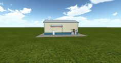 Cool 3D #marketing http://ift.tt/2h0avSN #barn #workshop #greenhouse #garage #roofing #DIY
