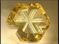 Chrysoberyl, BeAl2O4, Ratnapura, Sri Lanka. Crystal Size 8 mm. Sammlung/Copyright : Heinz Dieter Müller (Dieter 1)