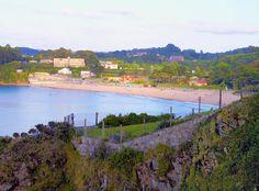 Playa de Bastiagueiro. Oleiros- A Coruña