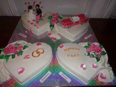 .... Cake, Desserts, Food, Wedding Cakes, Pies, Tailgate Desserts, Deserts, Kuchen, Essen