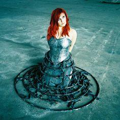 Sonja Kraushofer ~ L'Ame Immortelle ~ Persephone Love Pain, Persephone, Cinderella, Goth, Disney Princess, Metal, Girls, Music, Goth Subculture