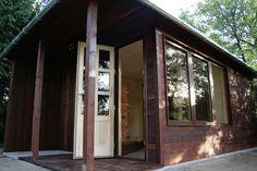 Weekend house, with sauna, and himalaya salt