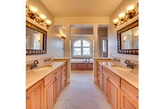 Country Style House Plan - 3 Beds 3.5 Baths 4568 Sq/Ft Plan #124-967 Photo - Houseplans.com