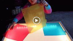 http://www.hobbymommycreations.ca/2014/03/diy-light-table-ikea-hack.html?spref=pi  Hobby Mommy Creations: DIY Light Table - IKEA Hack