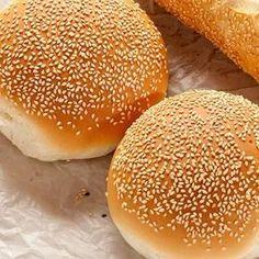 Pão de Hambúrguer