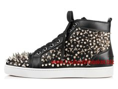 louboutin baskets homme