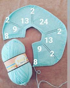 Baby Sweater Patterns, Easy Knitting Patterns, Knitting For Kids, Baby Patterns, Baby Knitting, Baby Girl Crochet, Crochet Baby Booties, Crochet Slippers, Knit Crochet