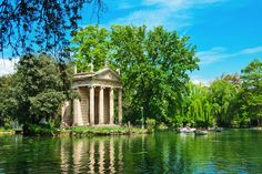 Villa Borghese | 15 Free Things To Do In Rome On A First Time Visit (1)