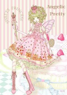 Angelic Pretty Imai Kira Country of Sweets art photo mctb1j.jpg