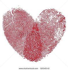 Finger print tattoo. With kids fingerprints. So neat!