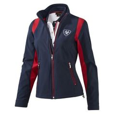 Ariat - Product Details Team Softshell