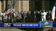 "Hamas-linked CAIR leader told a crowd at a rally for Islam that members of the faith should not be bound by American law. ""If we are practicing Muslims, we are above the law of the land,"" said Mustafa Carroll, executive director of CAIR-Dallas branch. Evil People, We The People, Tango, Sharia Law, Know The Truth, Our Country, God Bless America, Current Events, That Way"