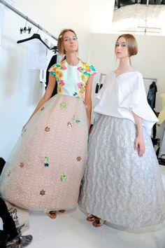 Lo más cool de la Semana de la Moda en Nueva York SS14: DelPozo