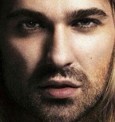 Para mi el hombre más bello del mundo.
