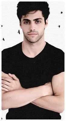 Matthew Daddario; seriously though so hot!