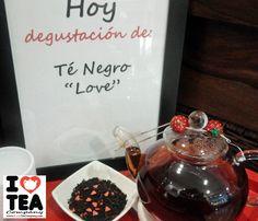 Momento Té Negro Love