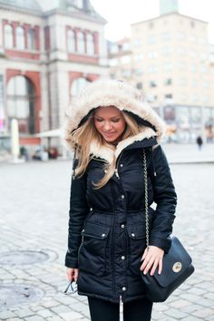 Cold Weather Fashion Inspiration. Visit us at http://www.facebook.com/jhyoungjewellers for more!