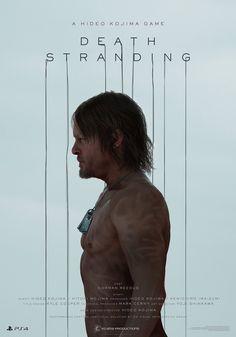 A Hideo Kojima Game 'Death Stranding'