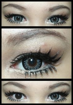 270446aaf0b 7 Best crystal grey contacts images