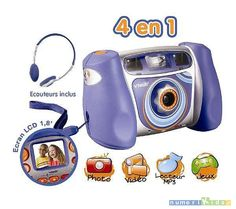 Kidizoom gadgets are great for kids - cameras, tablets, video recorders and more ...
