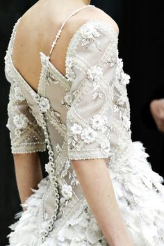 Chanel Haute Couture, Spring/Summer 2013.