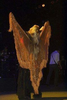 Stevie,  Gold Dust Woman