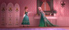 You have to see all the enchanting style moments from the new Frozen Fever trailer. I can't wait!!
