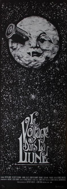 """""""Le Voyage Dans La Lune"""" by Ver Eversum"""
