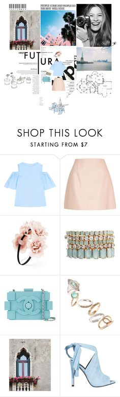 """""""People come and people go. The best will stay."""" by miky94 on Polyvore featuring moda, Victoria's Secret, GET LOST, Behance, Iris & Ink, River Island, Forever 21, Johnny Loves Rosie, Chanel e Topshop"""
