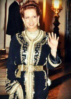 SAR la princesse Lalla Salma femme du peuple et mère du prince Moulay Hassan et épouse du Roi Mohamed 6 bien aime par son peuple