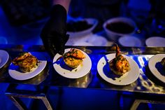 Reverie Gallery Networking Event Forks & Fingers Catering - Captured by Jag Studios