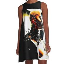 'Amr abstract' by Misteriousbear Tie Dye Skirt, Abstract, Unique, Skirts, T Shirt, Dresses, Fashion, Summary, Vestidos