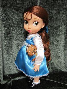 Disney Animator's Collection Belle Doll   Flickr - Photo Sharing! - Beastsbelle