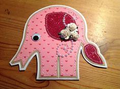 Elefant i Donna stil.